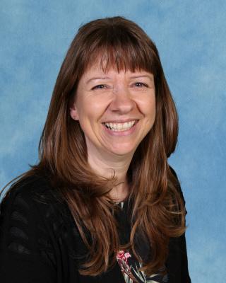 Mrs Blogg, Year R Teacher, P.E and MFL Lead