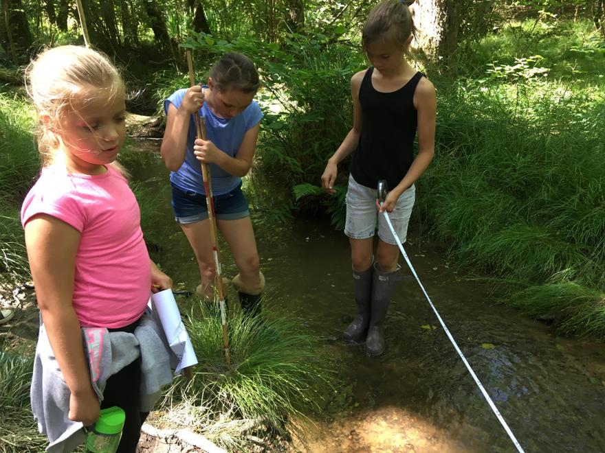 Year 5 River Fieldwork