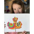 Georgina's art