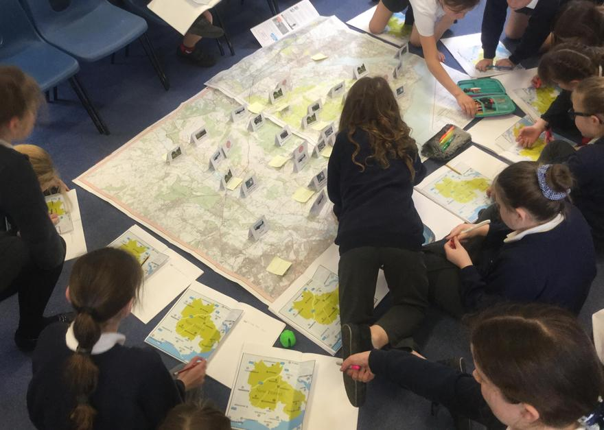 Year 5 WWII in the Local Area Study