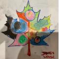 James's art