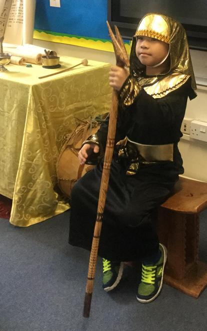 Year 3 Ancient Egyptian Day