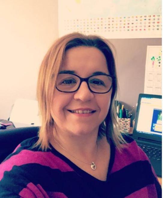 Louise Poole - Secretary
