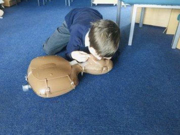 Y5 First Aid