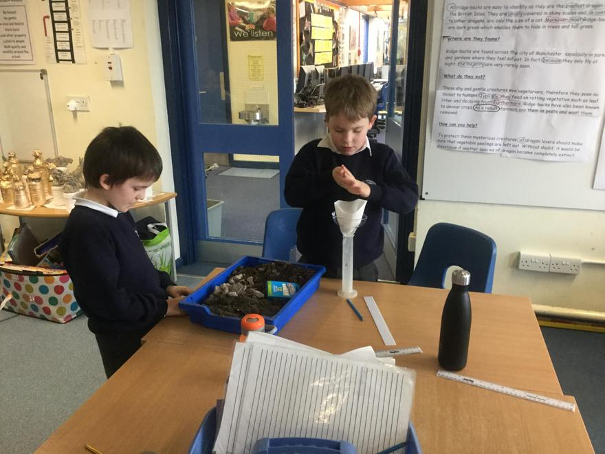 Y3 - Investigating the Permeability of Rocks