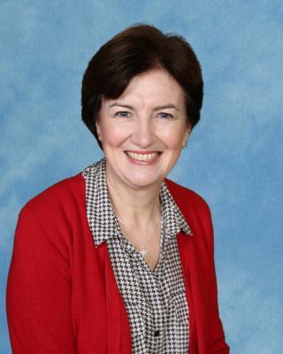 Mrs Harvey, Senior Admin Officer