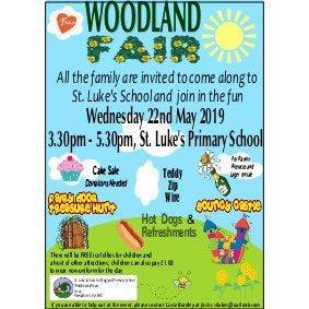 Our Woodland Fair raised £1039.28