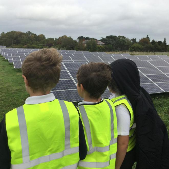 Y6 - Solar Farm