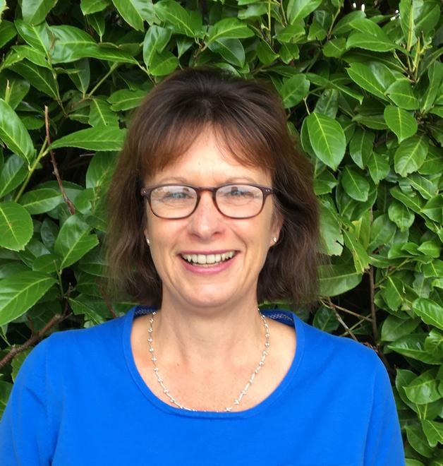 Mrs Roberts, Senior Admin Assistant