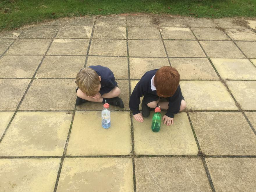 Y1 - Seasonal Changes - Making Weather Stations
