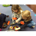 Counting objects into pumpkins
