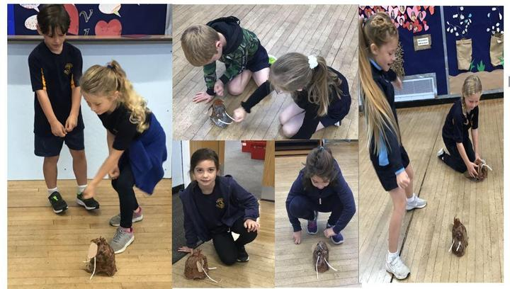 Woolly Mammoth Role Play