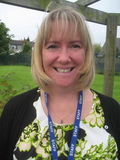 Mrs L Gerrard Teaching Assistant in KS2
