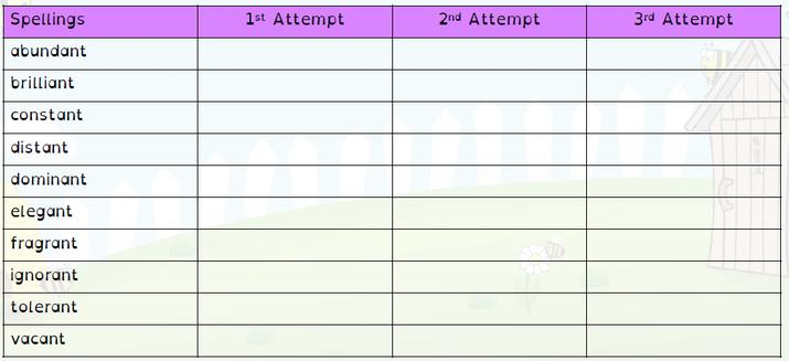 SPELLINGS WB 18.10.21