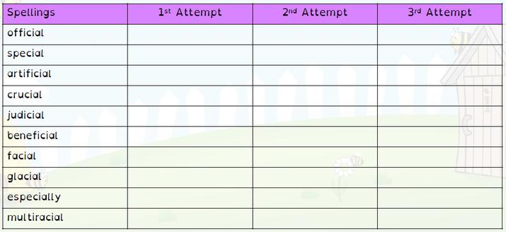 SPELLINGS WB 20.9.21