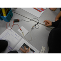 making a complete circuit