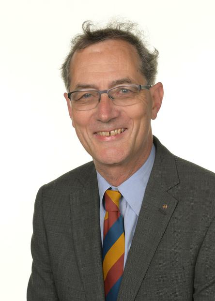 Mr Deglan Rowe - Foundation Governor