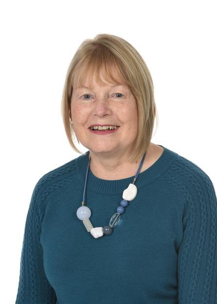 Mrs Angela Gilbert - Foundation Governor