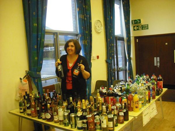 Bottle stall