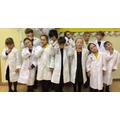Science Ambassadors 2018-2019