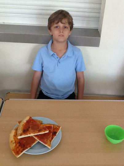 We had a brilliant time at our Pizza Party!