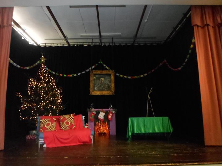 Our super set for Santa's on Strike