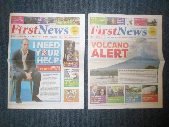 Issues 597 and 598 of First News