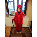 Y3 - dressed up for World Book Day