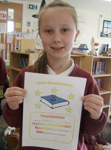 Natalia C Year 5 - 'Most 6's Rolled in 1 Minute' (11)