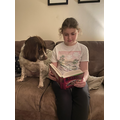 Y4 World Book Day sharing a story