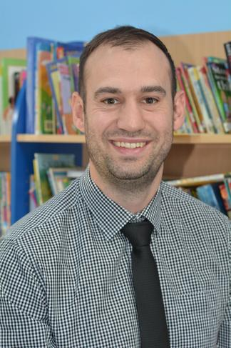 Mr Atherton - Year 6 Class Teacher