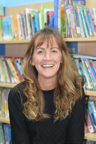 Mrs Murphy-Assistant Head/SENCO/Year 2 teacher