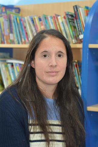 Mrs Unsworth - Year 4/5 Teaching Assistant