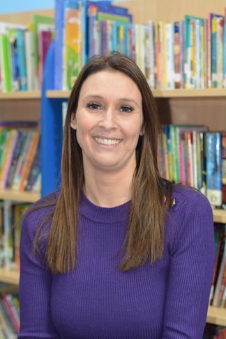 Mrs Mitchell - Year 4 Class Teacher