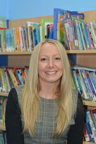 Mrs Woods - Reception Class Teacher