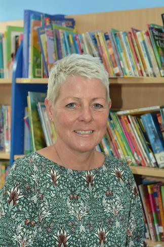 Mrs O'Neil - Teaching Assistant (one-to-one support)