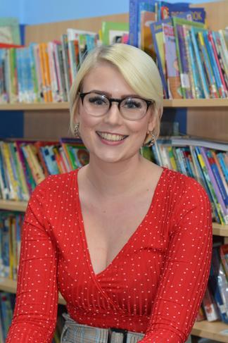 Miss Wright - Year 1 Class Teacher