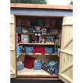 Infant Reading Shed