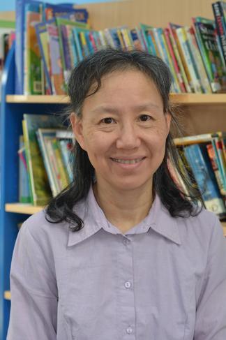 Mrs Biggins - Welfare Staff