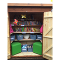 Junior Reading Shed