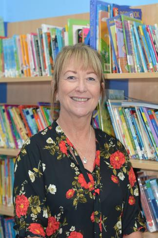 Mrs Rigby - Reception Teaching Assistant