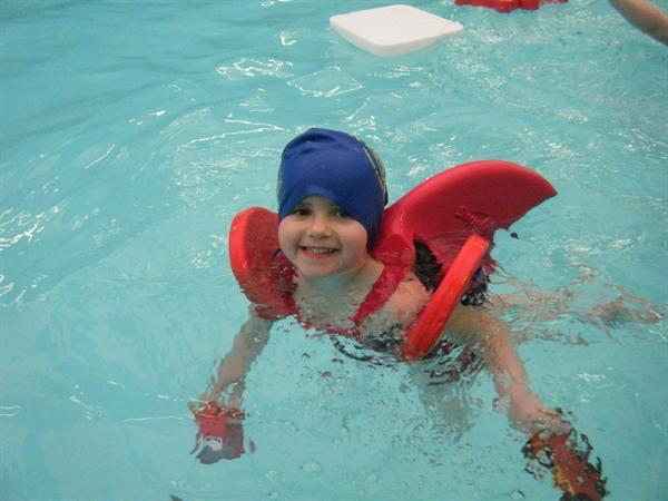Don't forget your swimming kit every Friday.