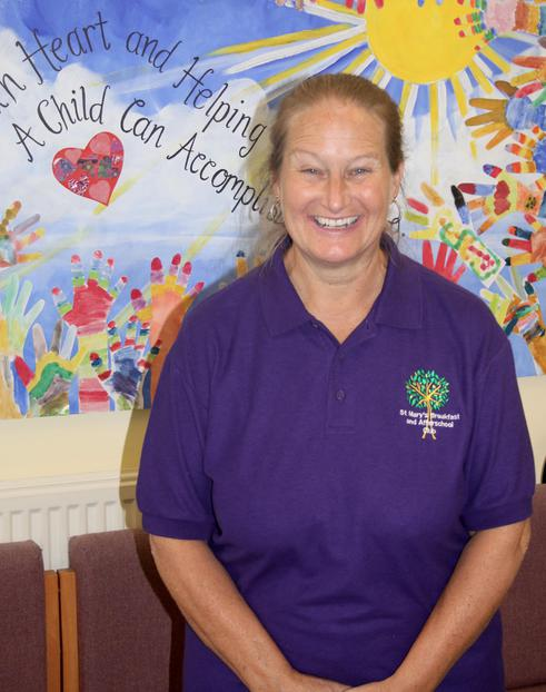 Cath Maddock Breakfast and After School Club