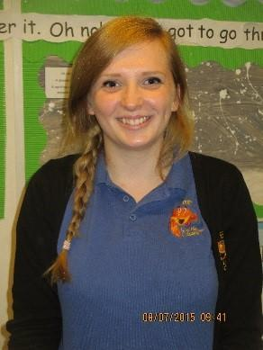 Emma Rogers Y1 TA (Maternity Leave)