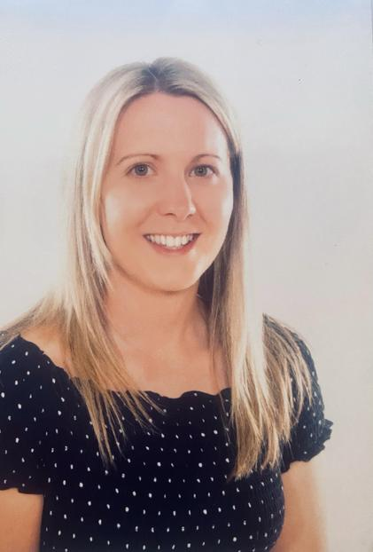 Jane Weatherston EYFS Lead Practitioner and Teacher