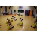 Shuffle Ball in Multi Skills Club