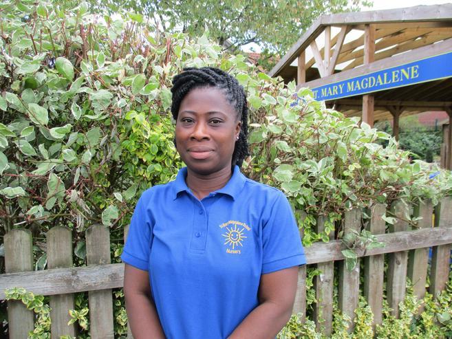 Mrs Rita Tweneboah - Qualified Teaching Assistant Level 2