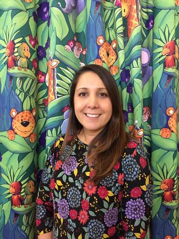 Reception - Inclusion/Early Years Leader (SLT) - Mrs J Gray