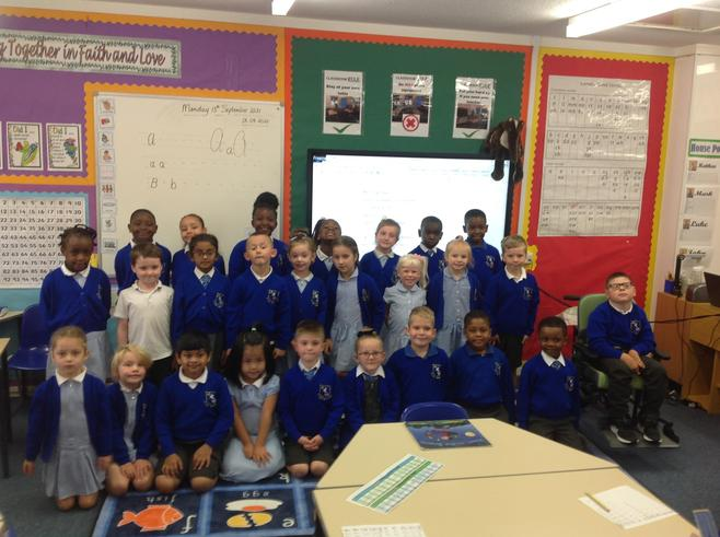 Mr Williams' Class
