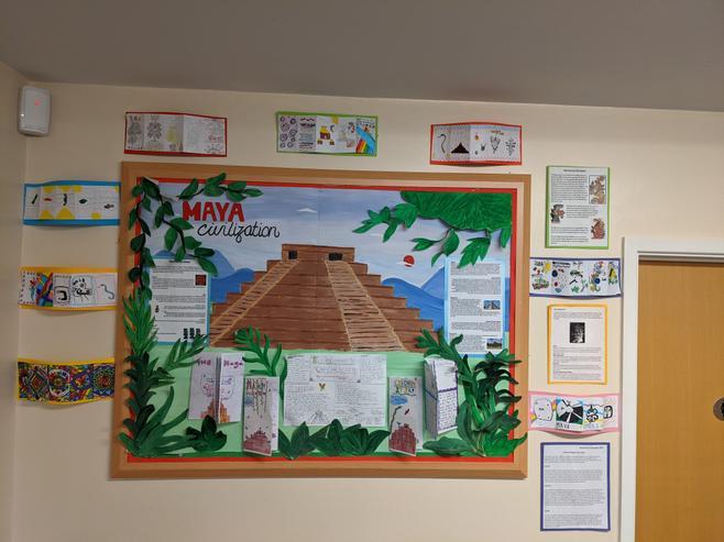 HISTORY - MAYA CIVILIZATION